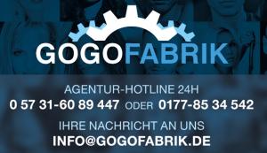 Gogo Agentur Deutschlandweit - Hotline